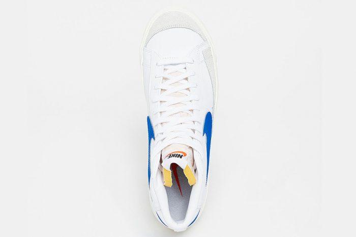 Nike Blazer Mid '77 Vintage Azul