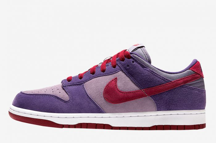 "Nike Dunk Low ""Plum"" | CU1726-500"