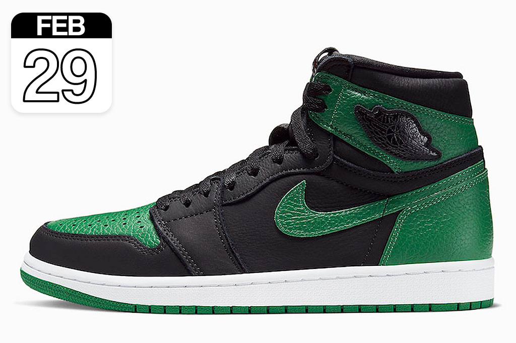 "Nike Air Jordan 1 High OG ""Pine Green"" 