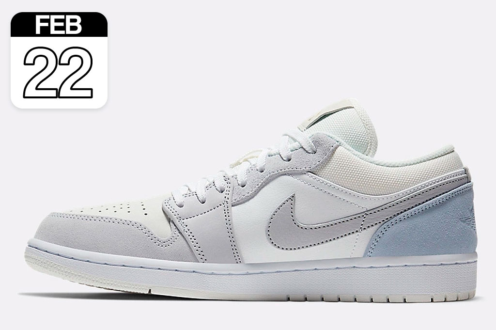 "Nike Air Jordan 1 Low ""Paris"" 