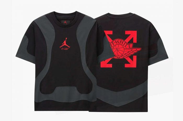 Colección de ropa Nike Jordan x Off-White