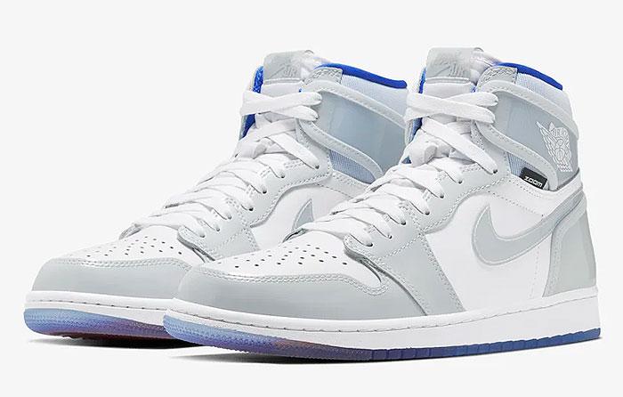 "Nike Air Jordan 1 High Zoom ""Racer Blue"" | CK6637-104"