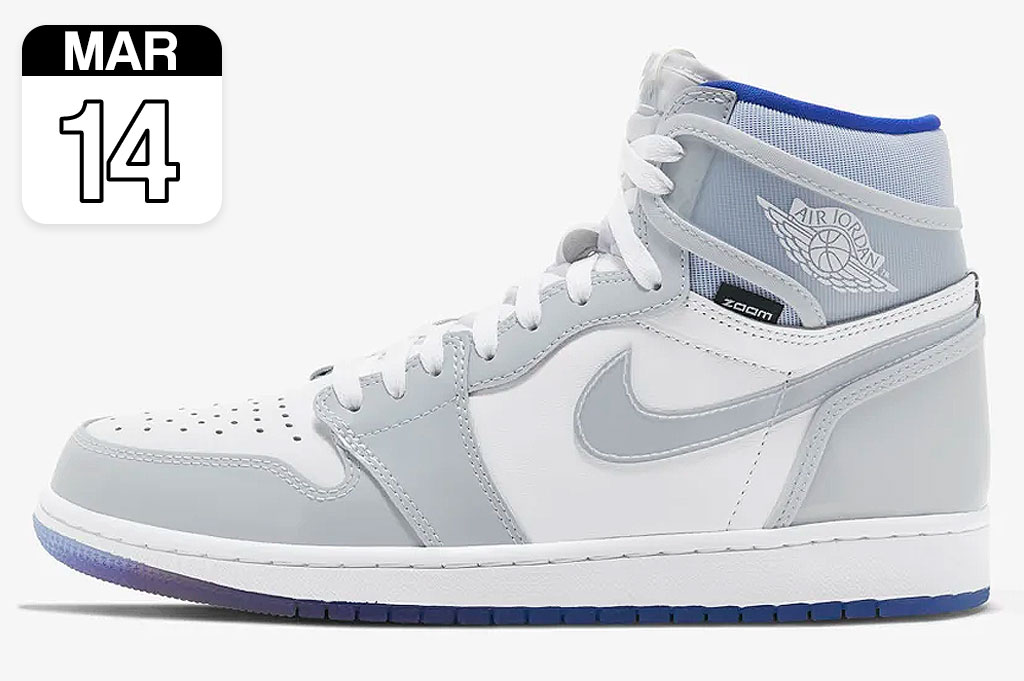 "Nike Air Jordan 1 High Zoom ""Racer Blue"" 