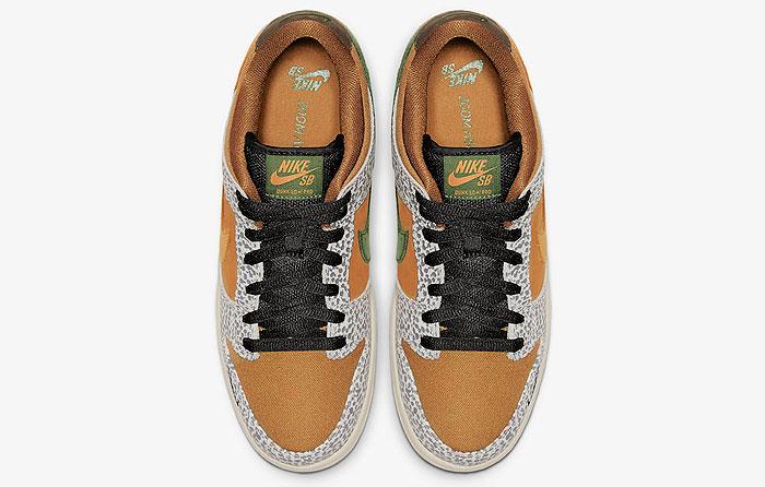 "Nike SB Dunk Low ""Safari"" | CD2563-002"