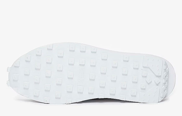 "Sacai x Nike LDWaffle ""White Nylon"" | Bv0073-101"