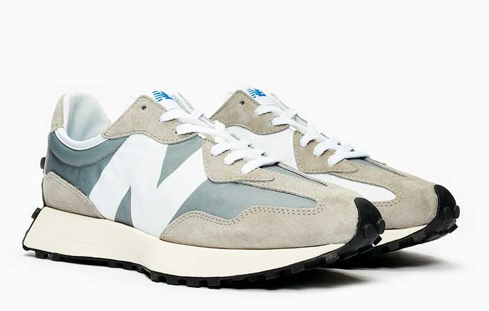"New Balance 327 ""Gris"" 