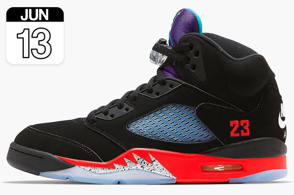 """Nike Air Jordan 5 """"Top 3"""""""