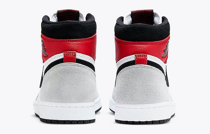 "Nike Air Jordan 1 High OG ""Light Smoke Grey"" | 555088-126"