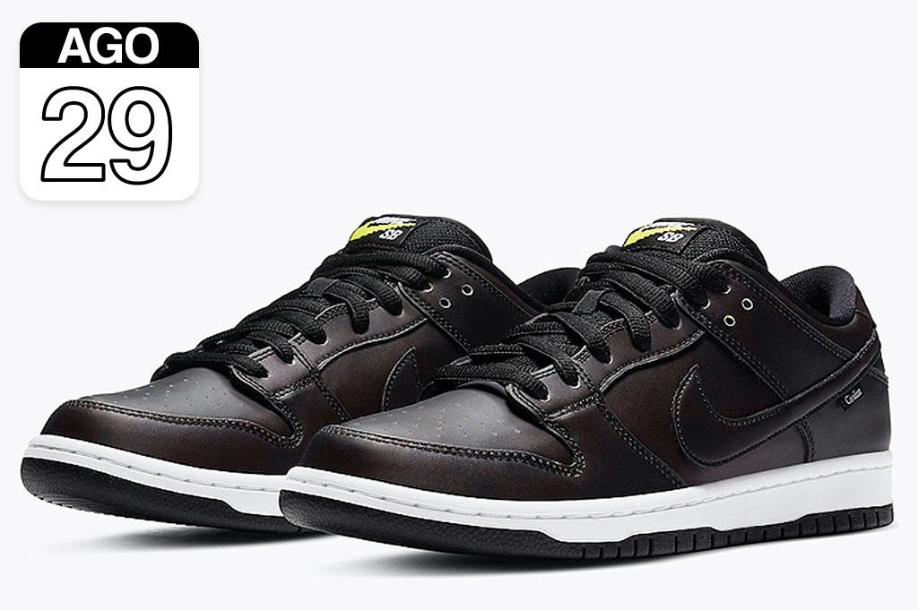Civilist x Nike SB Dunk Low