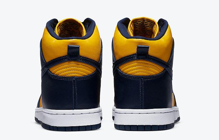 "Nike Dunk High SP ""Michigan"" | CZ8149-700"
