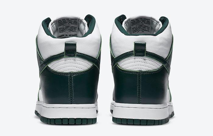 "Nike Dunk High SP ""Spartan Green"" | CZ8149-100"