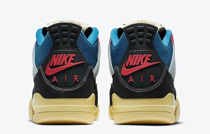Union x Nike Air Jordan 4 | DC9533-001