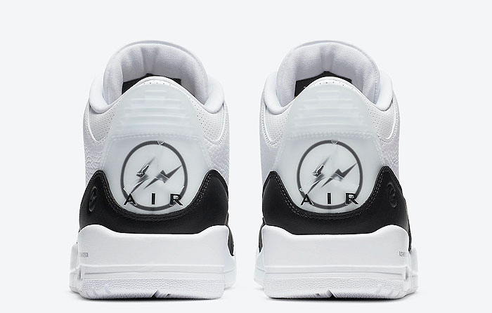 Fragment x Nike Air Jordan 3 | DA3595-100
