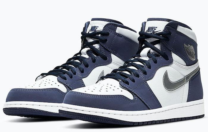 "Nike Air Jordan 1 High OG CO.JP ""Midnight Navy"" | DC1788-100"