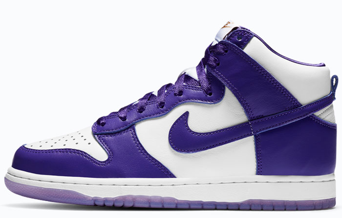 Nike Dunk High Varsity Purple   DC5382-100