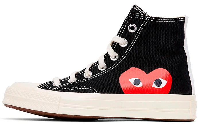 CDG x Converse Chuck 70 High Top
