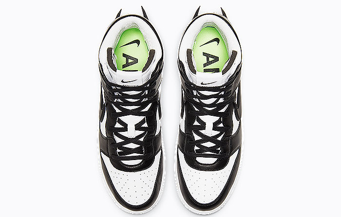 "Ambush x Nike Dunk High ""Black White"" 