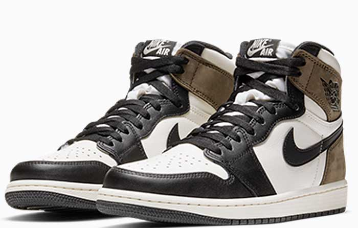 Nike Air Jordan 1 Retro High Dark Mocha | 555088-105