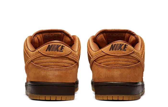 "Nike SB Dunk Low Pro ""Wheat"" | BQ6817-204"
