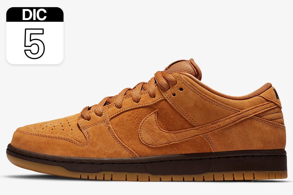 "Nike SB Dunk Low Pro ""Wheat"""