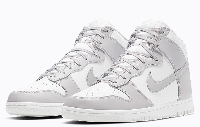 Nike Dunk High Retro White Vast Grey DD1399-100