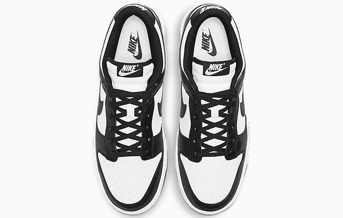 Nike Dunk Low Retro White Black DD1391-100