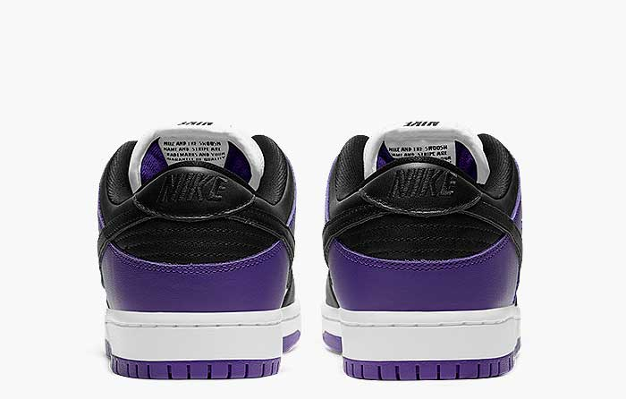 Nike SB Dunk Low Court Purple BQ6817-500