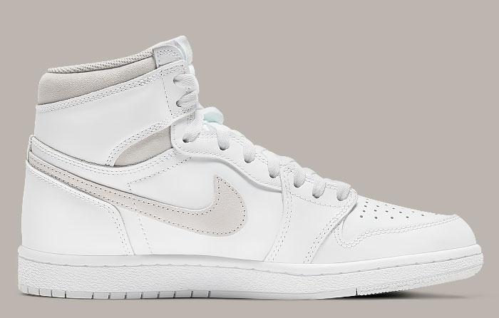 Nike Air Jordan 1 High 85 Neutral Grey BQ4422-100
