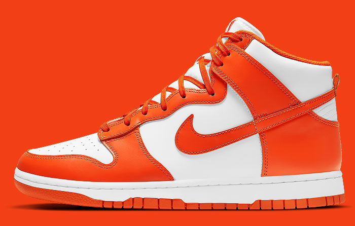 Nike Dunk High Syracuse DD1399-101