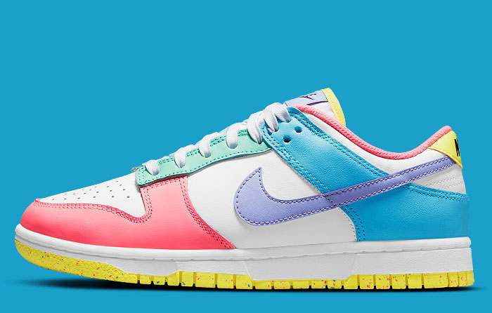 Nike Dunk Low Easter DD1872-100