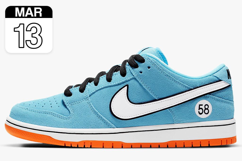 Nike SB Dunk Low Club 58 Gulf BQ6817-401