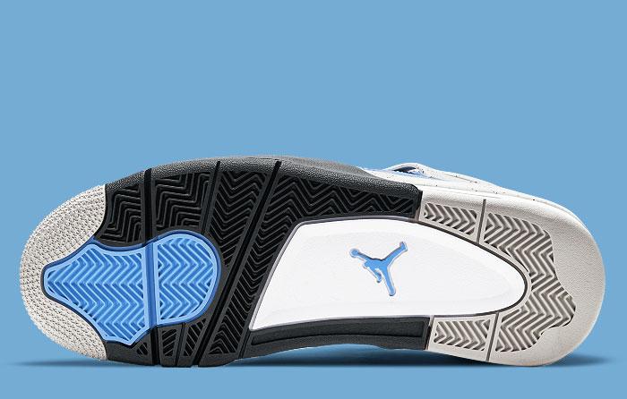 Nike Air Jordan 4 Retro University Blue CT8527-400