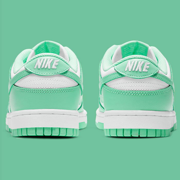Nike Dunk Low Green Glow DD1503-105