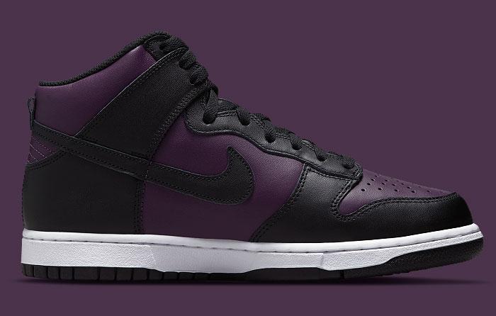 Fragment x Nike Dunk High Bejing DJ0382-600