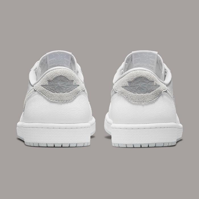 Nike Air Jordan 1 Low OG Neutral Grey CZ0790-100