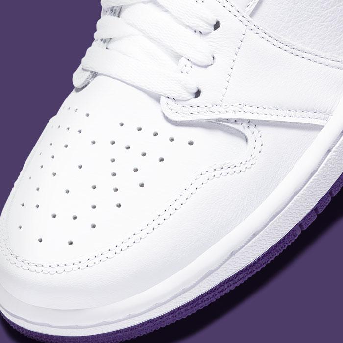 Nike Air Jordan 1 Retro High WMNS Court Purple CD0461-151