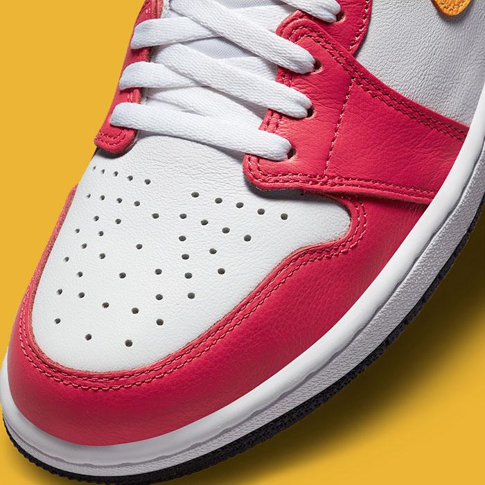 Nike Air Jordan 1 Retro High OG Light Fusion Red 555088-603