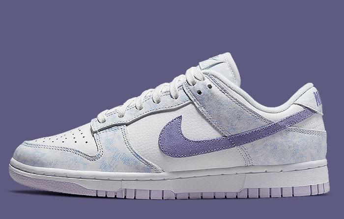 Nike Dunk Low (W) Purple Pulse DM9467-500